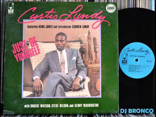 CURTIS LUNDY * NEVER GONNA LET YOU GO
