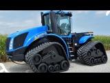 New Holland T9 Tractors
