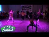 1.12.17..ТЕХНО, ч.1LIFE IN DANCEСовременные танцы, г.Киев