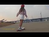 Best of EDM | Jim Yosef ft Anna Yvette - Linked | Top EDM | Korean girl Skateboarding|MUSIC 101
