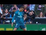 Cristiano Ronaldo Vs Valencia Away HD 1080i (27/01/2018)
