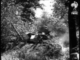 Tanks And Airship Exercises (1918-1924)