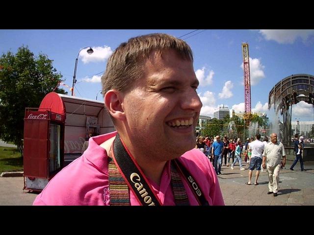 Физиономии толстопузиков - Петр Малюгин и Денис Ханыков!