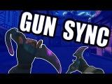 Paladins Gun sync  Spyryl - Crossfires