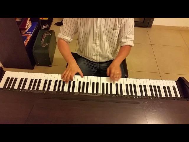 Мурка Murka russian criminal song piano cover - обалденное исполнение на пианино кавер