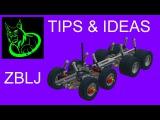 TIPS & IDEAS Lego Technic Miniature Tatra Steering