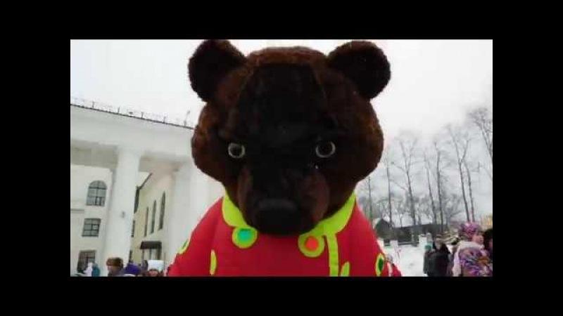 Народные гулянья Широкая масленица 17.02.2018