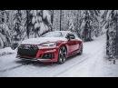 Audi Quattro Pulling Power Compilation 2018