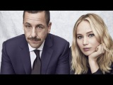 Actors on Actors Jennifer Lawrence and Adam Sandler (Full Video)