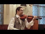 Niccolo Paganini - Sonata for Violin and Guitar No.6 in E minor Op.3