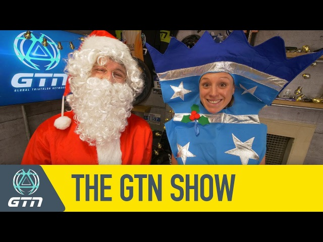 Is This The Future Of Running Shoes? | The Christmas GTN Show Ep. 19