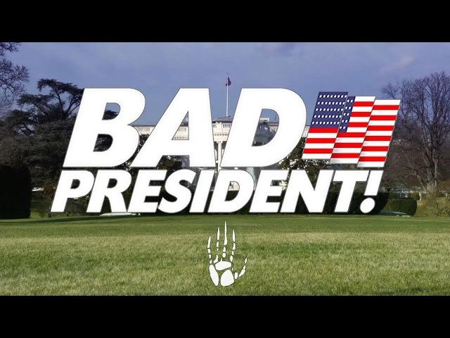 Oats Studios - Bad President. Trailer (rus, AlexFilm)