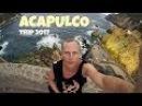 Misha Rufus Acapulco trip 2017