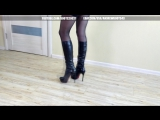 Platform High Heels Gianmarco Lorenzi Knee High Boots Live Sound Of High Heels