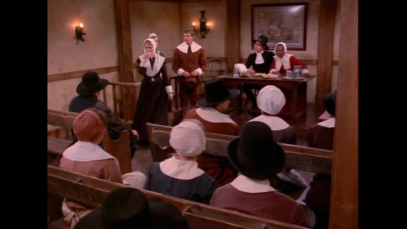 Sabrina, The Teenage Witch / Сабрина — маленькая ведьма english Season 1 23. The Crucible