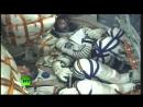 Старт корабля «Союз» к МКС С Байконура