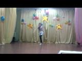 Моё выступление в школе)💋💋💋❤❤❤