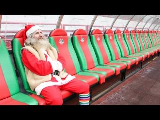 Дед Мороз с братьями на фестивале #ЛокоЁлка в Черкизове
