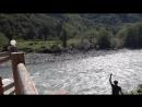 Полеты на тарзанке. Абхазия. Часть 2