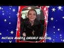 Natalia Oreiro передаёт привет команде VIPCLUB