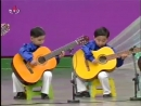 [Guitar Ens.] Chongam Kindergarten, Chongjin (2) {DPRK Music}
