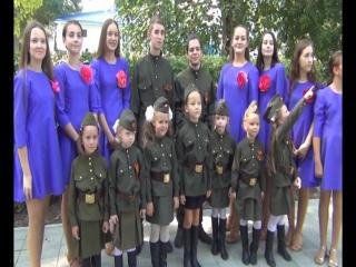 Выступление к 74-летию освобождения Анапы от немецко-фашистских захватчиков