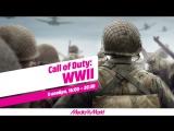 Стрим одиночной игры Call of Duty: WWII