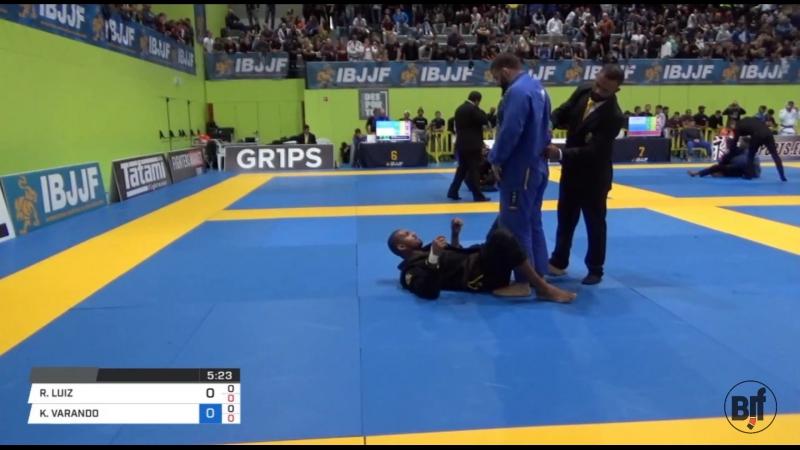 Luiz - Varando IBJJFEURO18 bjf_нашилюди
