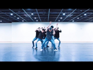 mirrored [dance practice] MONSTA X (몬스타엑스) - SHINE FOREVER
