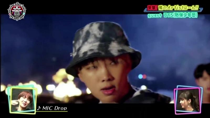 [VIDEO] 180310 TOKYO MX TV Otoboke Pops BTS J-Hope, Jimin, V FULL CUT