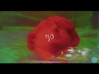 this is ... in tongues by joji ----  november third