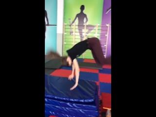 SK DANCE 6 класс Акробатика
