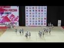 DELTA KIDS, ЧиП России по чир спорту 23.02.18