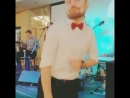 Танцующий ведущий