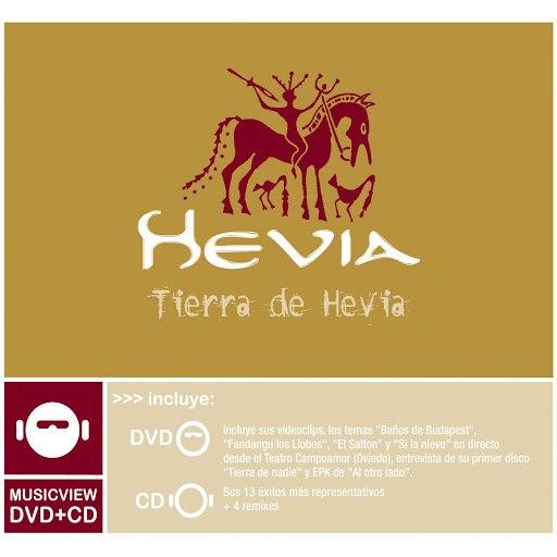 Hevia альбом Tierra De Hevia