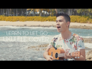 Sam Tsui - Learn to Let Go (Kesha Ukulele Cover)