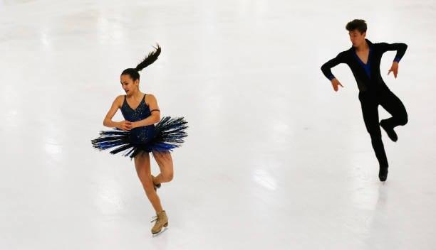 СДЮСШОР «Олимпиец» (Балашиха, Россия) - Самохины _OuLsSUAkUg