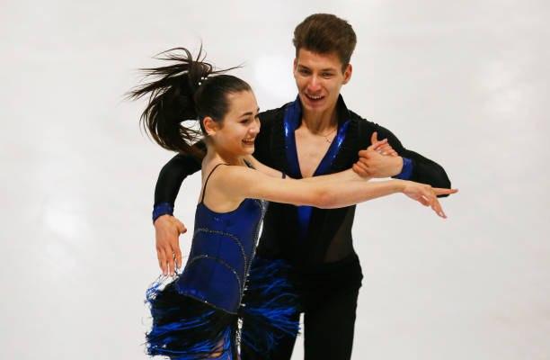 СДЮСШОР «Олимпиец» (Балашиха, Россия) - Самохины RI7JFVyBOxQ