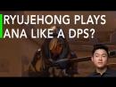 Ryujehong rapes Winston at diamond