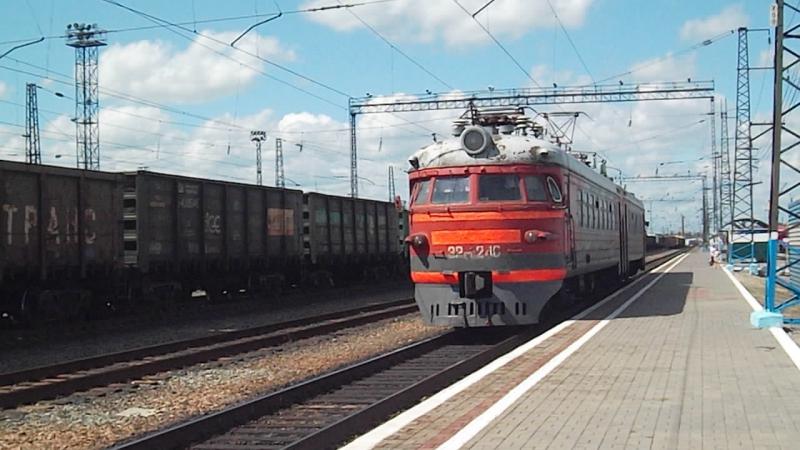 Электромотриса ЭР9П-240