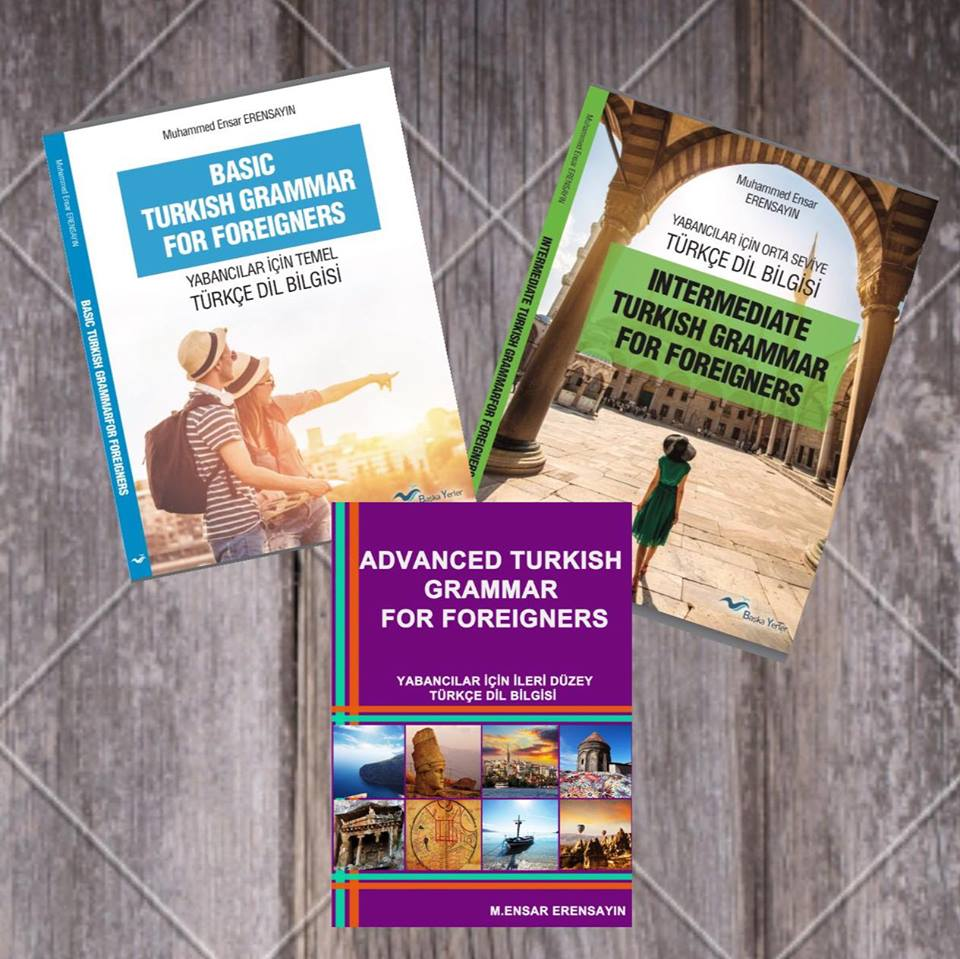 Yabancılar için Türkçe Dil Bilgisi Kitapları