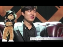 20170219【The Originality of Lee Min Ho】Minho loves to play with his Minomi