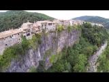 Castellfollit de la Roca (Spain)