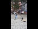 Скрипач в Ставрополе на 50 лет ВЛКСМ