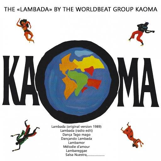 "Kaoma альбом THE ""LAMBADA"" BY THE WORLDBEAT GROUP KAOMA (Original Lambada Kaoma)"