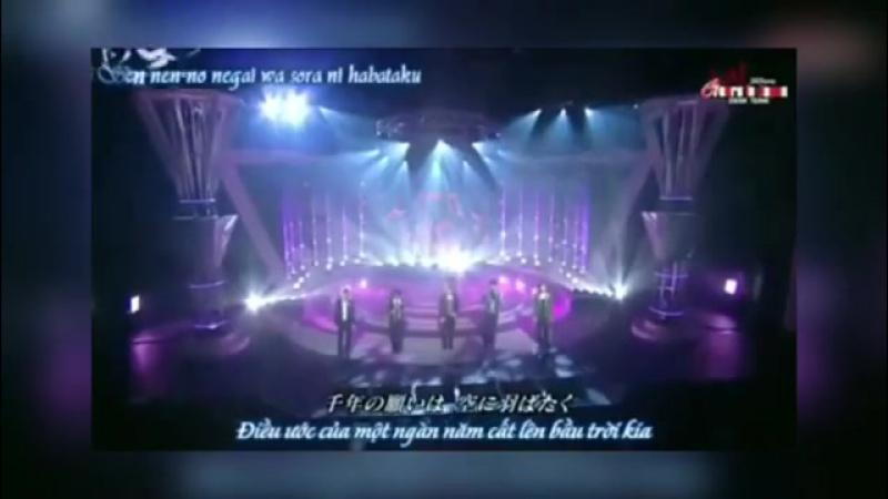 OST Tae Wang Sa Shin Gi(Легенда о четырех Стражах небесного владыки) — Dong Bang Sin Ki - Millenium Love Song / Oriental God A