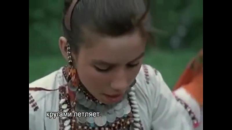 1970г. Марийская деревня Арык. Малмыжский район. Кировская область