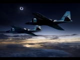 NASA Jets Chase The Total Solar Eclipse