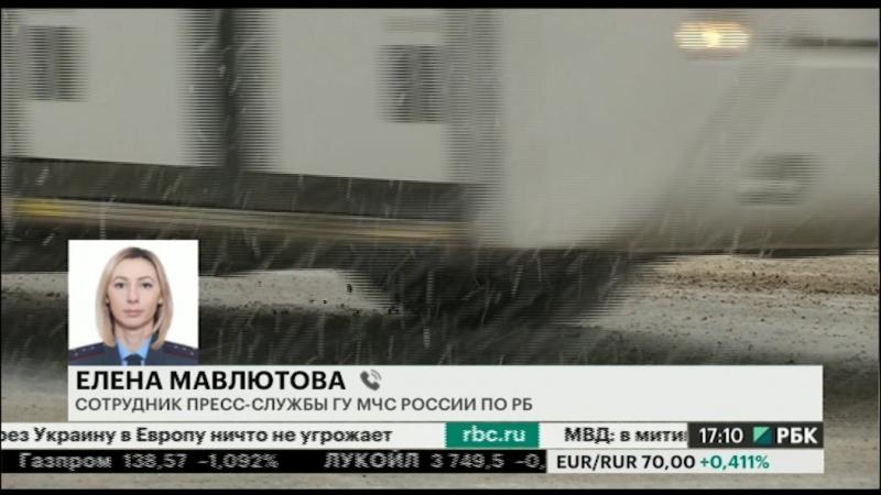 6 марта в Башкортостане ожидается сильный снегопад, ветер 15-20 мс