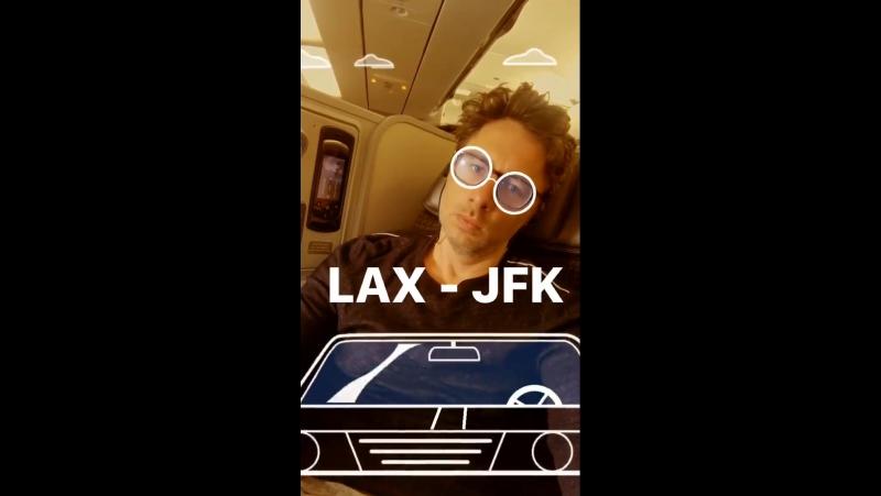 LAX - JFK